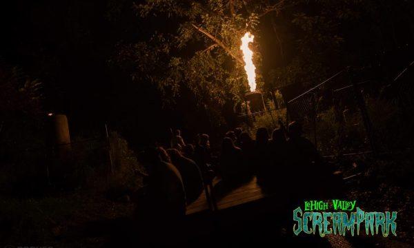 fire hayride